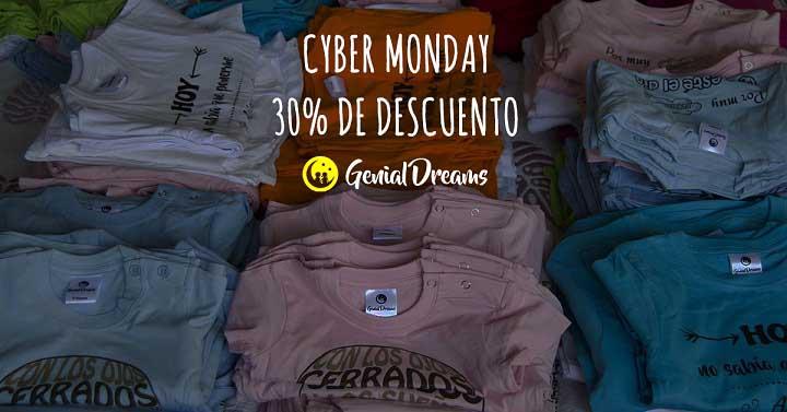 Cyber Monday – ¡30% de descuento!