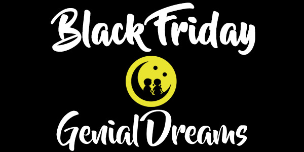 Black Friday en Genial Dreams – ¡30% de descuento!